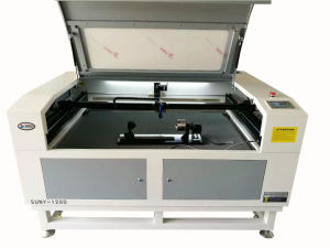 100W /80W Outside Sliders Laser Engraving & Cutting Machine Suny-1280 pictures & photos