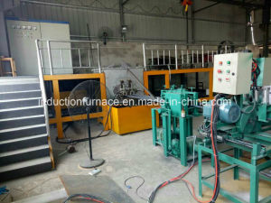 Brass Bar Horizontal Continuous Casting Machine Servo Motor Controlled pictures & photos