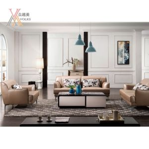 Leath Aire Leather Sofa with Armrest (1625A)