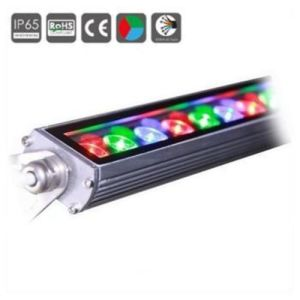 Outdoor RGB IP65 Color Changing LED Wall Washer Light pictures & photos