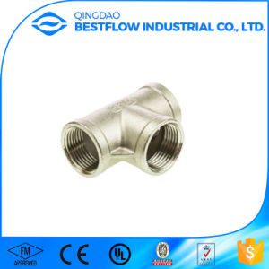 Pipe Fitting 90 Degree Elbow Reducing pictures & photos