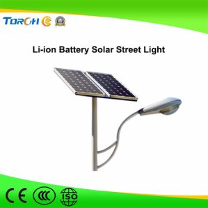 Li-ion Battery 40W Ledsolar Street Light Hot-Selling Competitive Price pictures & photos
