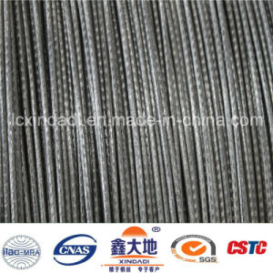 6.25mm China Manufaturer Low Relaxation PC Wire pictures & photos