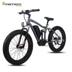 Mountain Electric Bicycle Sport Bike with Bafang MID Drive Motor pictures & photos