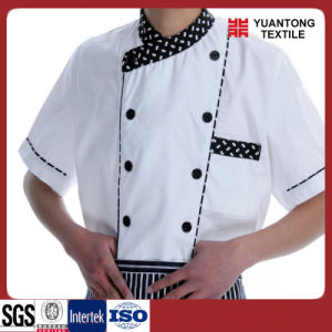 100% Cotton 40*40 110*70 for Making Chef Clothes pictures & photos