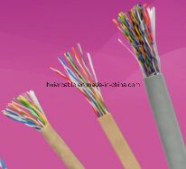 4 Pairs Telephone Phone Cable Cat3 with PVC Jacket pictures & photos