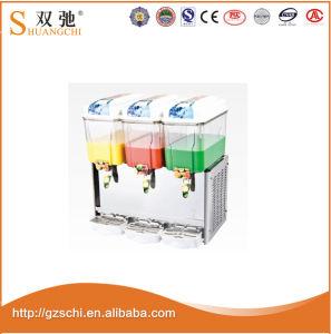 Commercial High Efficient 3 Tanks Juice Dispenser Supplies pictures & photos