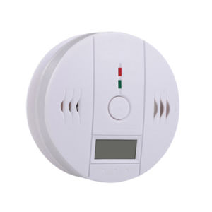 Co Carbon Monoxide Alarm Detector Sensor pictures & photos