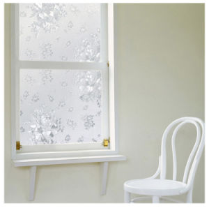 Static Cling Window Film Refraction Series-Z016 pictures & photos