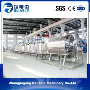 Complete Liquid Juice Mixing Tank / Pot Machine for Industry pictures & photos