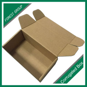 White Cardboard Paper Packaging Box pictures & photos