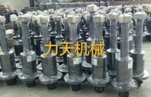 Kobelco Excavatot Track Adjuster Cylinder Spare Parts for Sk200 pictures & photos