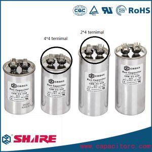 Cbb65 450V Motor Starting Air Conditioner Sh Capacitor 30+5UF pictures & photos