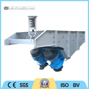 Sand Vibrating Feeder in Stone Sand Production Line pictures & photos