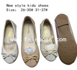 New Style Fashion Girls Single Shoes Children Princess ′shoes (mm171-6) pictures & photos