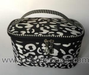 Nylon Fashion Hand Cosmetic Bag
