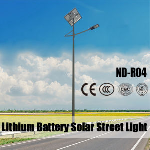 Solar Street Light with 12V 36W LED Lithium Battery pictures & photos