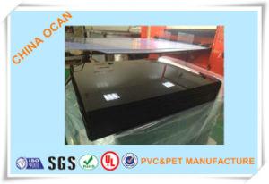 Vacuum Forming Black PVC Rigid Sheet pictures & photos