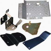 Galvanized Steel Sheet Metal Laser Cutting Processing Punching Parts pictures & photos
