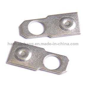 0.8mm Stainless Steel Welding M5 Thread Lug Terminal pictures & photos