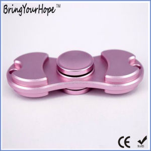 Pressure Relief Fidget Toy Metal Material Hand Spinner (XH-HS-002) pictures & photos