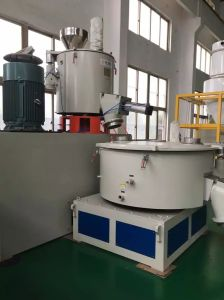Ce SRL-Z100/200z Vertical PVC Plastic Heating/Cooling Mixer Machine pictures & photos