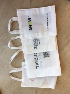 Hot Sell Customer Printed Cheap Non Woven Shopping Bag with Logo (M. Y. D-029) pictures & photos