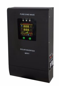2100W Hybrid off-Grid Solar Inverter with MPPT Charger Controller pictures & photos