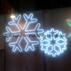 LED Snowflakes 60cm Winter Holiday Decorations for Christmas Items pictures & photos