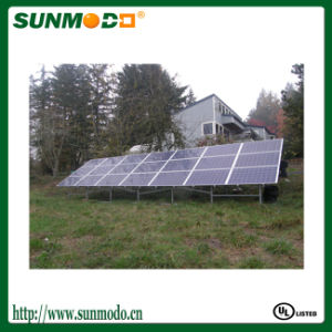 High Intensity Solar Panel Mount Rack for Mountain pictures & photos