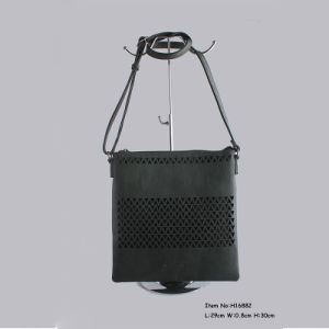 Fashion Accessories Lady PU Tote Handbags (H16882) pictures & photos