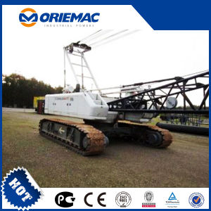 Lower Price Higher Quality Zoomlion 50 Ton Mini Crawler Crane Quy50 pictures & photos