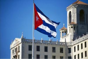 Custom Waterproof and Sunproof National Flag Cuba National Flag pictures & photos