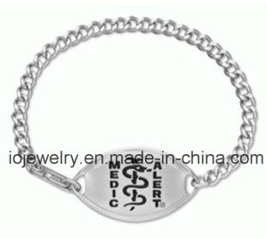 Medical ID Bracelet Custom Jewelry pictures & photos