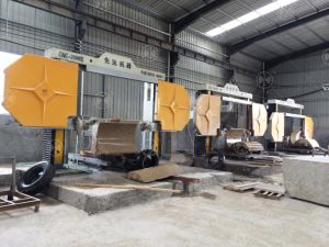 Good Quality Stone Cutting Diamond Wire Saw Machine for Sale pictures & photos