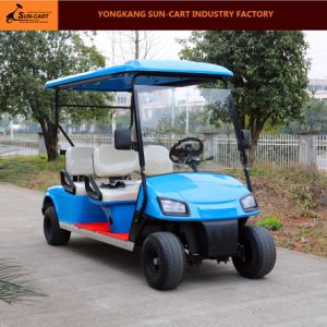 4 Seater Electric Golf Cart (RY-EZ-402C) pictures & photos