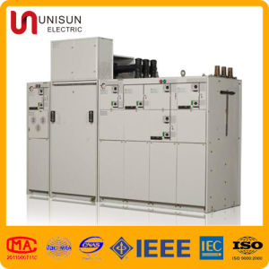 Gas Insulated 33kv Sf6 Ring Main Unit pictures & photos