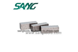 Redi Lock Segment Diamond Concrete Grinding Metal Bond pictures & photos