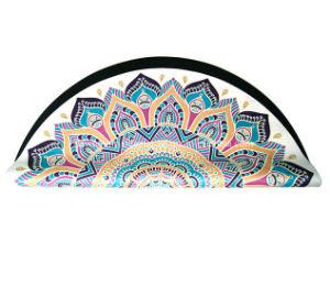 Wholesale Digital Printed Round Yoga Mat Meditation Custom Yoga Mat pictures & photos
