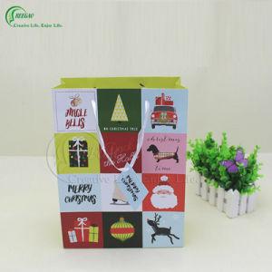 Beautiful Paper Shopping Bag Manufacturer (KG-PB062) pictures & photos