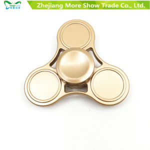 New Metal Alloy EDC Hand Fidget Spinner High Speed Focus Toy pictures & photos