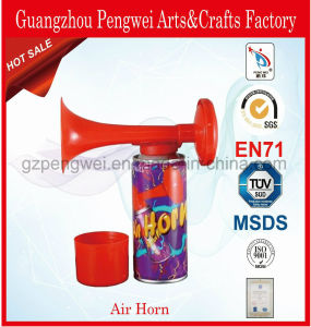 Gas Non-Flammable Small Air Horn for Games pictures & photos
