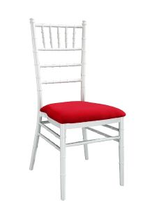 Delicate White Metal Chair Fd-903-1 pictures & photos