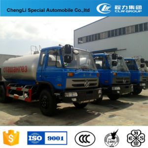 Dongfeng Medium LPG Tanker Truck for Sale pictures & photos