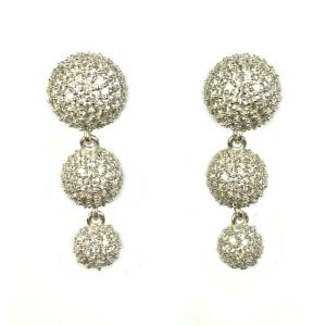 Wholesale Jewelry Woman′s Fashion AAA CZ 925 Silver Set (S3286) pictures & photos