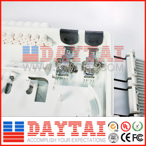 Uncutting Cable IP65 16 Core Fiber Optical Outdoor Distribution Box pictures & photos