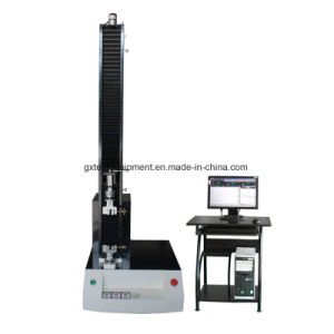 Computer Servo Universal Tensile Testing Machine with Extensometer pictures & photos