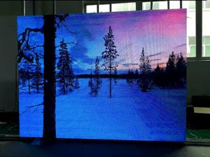 Factory P3 Indoor Full Color LED Display Screen pictures & photos