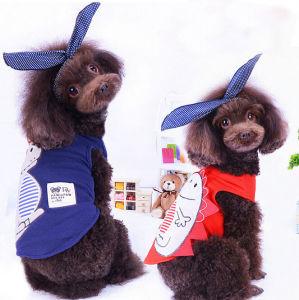Summer Sprng Dinosaur Cartoon Wholesale Dog Vest pictures & photos
