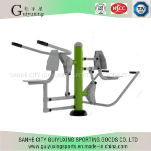 New TUV Upper Body Workout of Outdoor Fitness Equipment pictures & photos